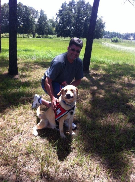 Seeing Eye Dog Training Florida